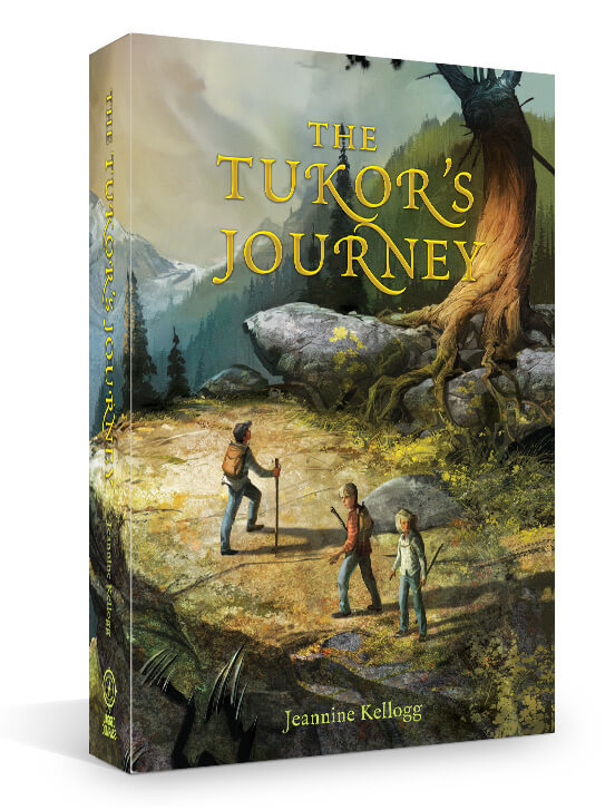 The Tukor's Journey Book Cover