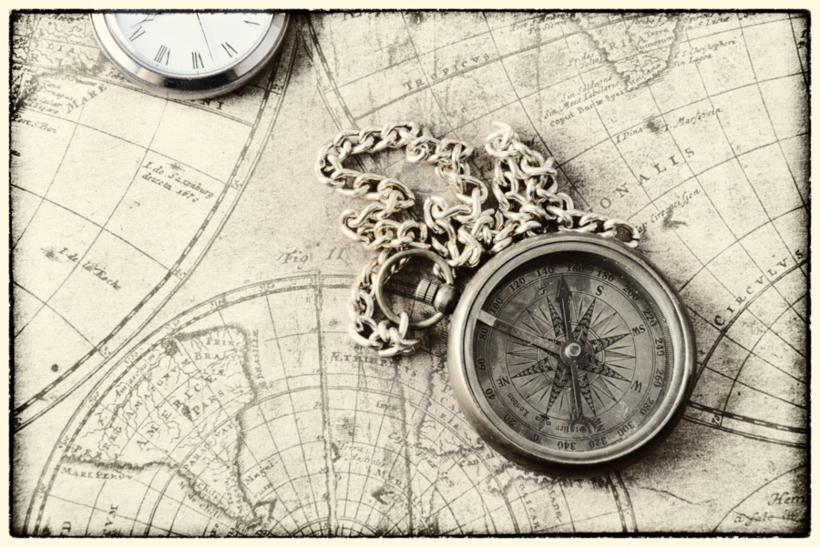Jagged Compass – The Journey Follows You