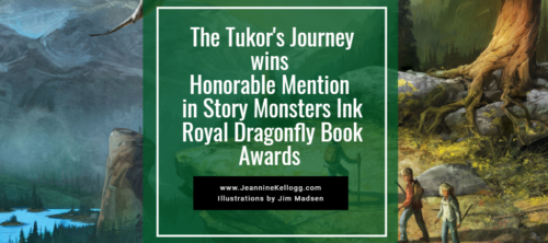 The Tukor's Journey Royal Dragonfly Book Awards