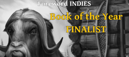 Foreword INDIES Book of the Year FINALIST