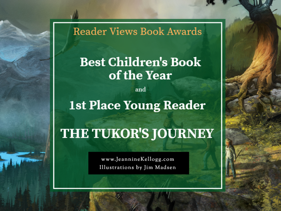 Tukor's Wins Children's Book of the Year